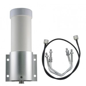 Outdoor Wi-Fi Antenna Kit - for 802.11a/n and b/g/n 600Mbps Wi-Fi