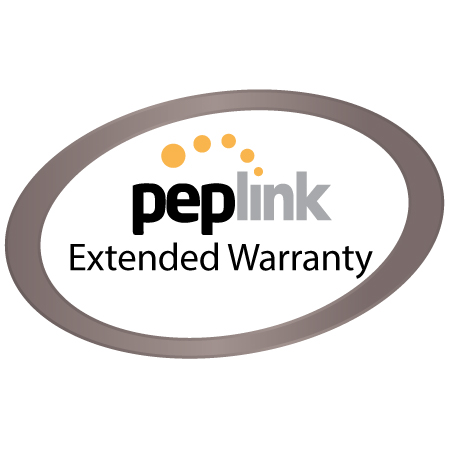 2-Year Extended Warranty for Peplink Switch (8 Port)