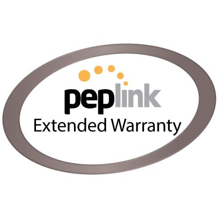 2-Year Extended Warranty for Peplink Switch (48 Port)